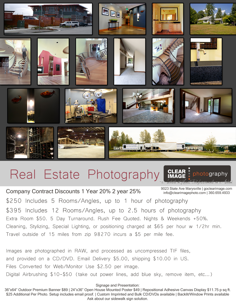 Beautiful Real Estate Photos  Real Estate Photography Churches